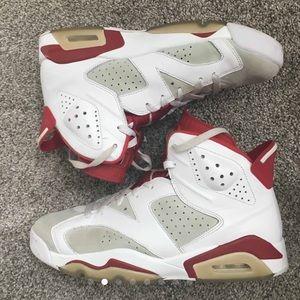 Jordan alternate 6s